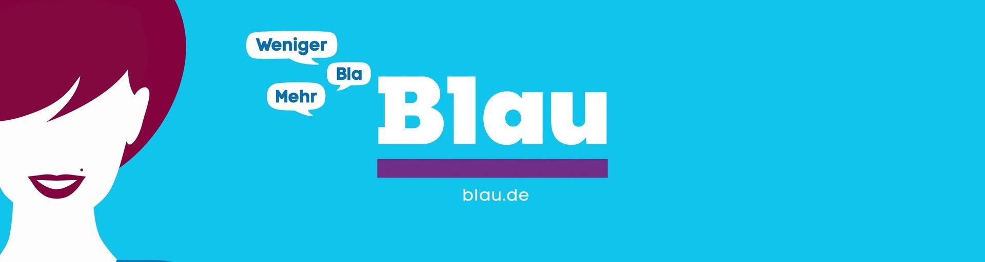 Blau.de aufladen