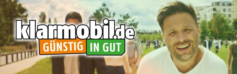 Klarmobil mobile aufladen
