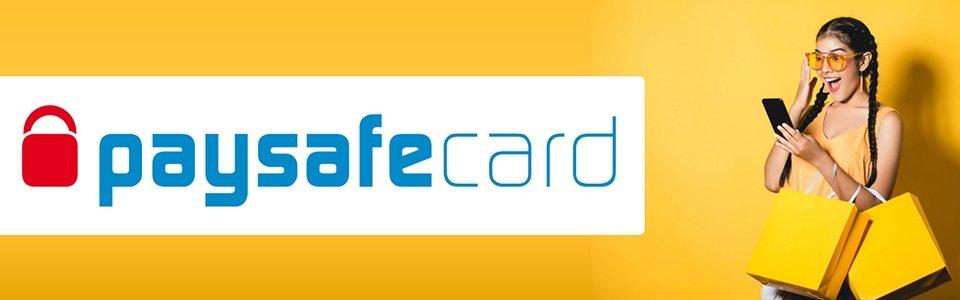 Paysafecard online kaufen Guthaben Aufladen paysafe