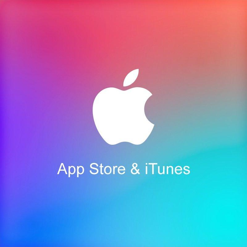 app store, itunes karte guthaben online aufladen gutscheincode