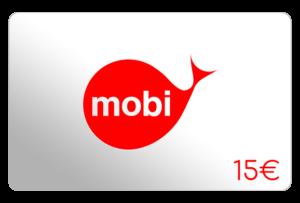 mobi 15 euro aufladen online