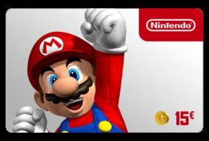 nintendo eshop card 15 euro aufladen online eshop guthaben