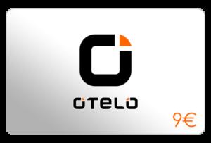 otelo 9 euro aufladen online