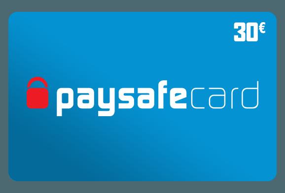paysafecard kaufen 30 euro online paypal