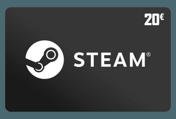 steam card guthaben 20 euro aufladen online steam code