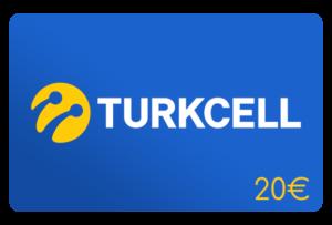 turkcell lifecell 20 euro aufladen online