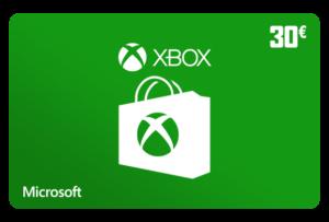 xbox guthaben 30 euro aufladen online guthabenkarte gift card